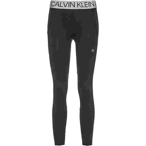 Calvin Klein ACTIVE ICON Tights Damen ck black