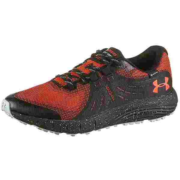 Under Armour GTX Charges Bandit Trail Laufschuhe Herren black-enamel blue-beta