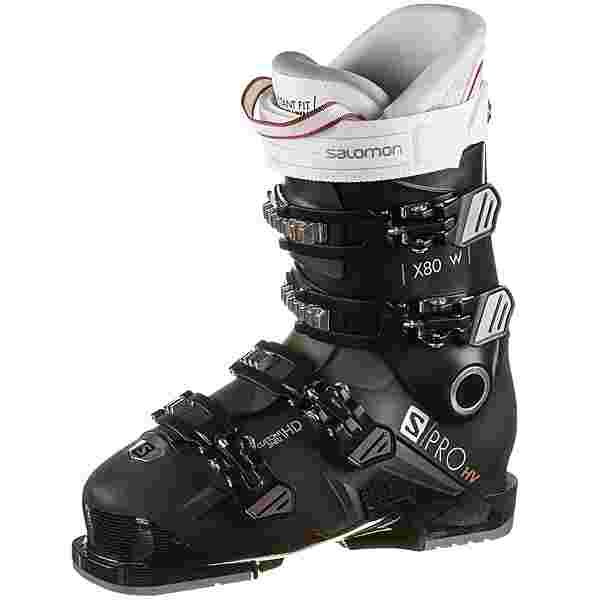 Salomon S/PRO HV X80 CS W Skischuhe Damen black-white