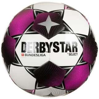 Derbystar Bundesliga Club TT Fußball weiß / pink