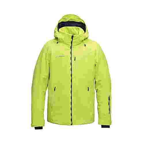 Phenix Woodland Skijacke Herren yellow green
