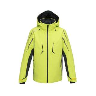 Phenix Shiga Skijacke Herren yellow green