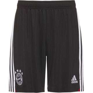 adidas FC Bayern 20-21 3rd Fußballshorts Herren black