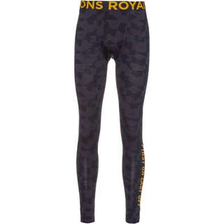 Mons Royale Merino Double Barrel Funktionsunterhose Herren iron camo
