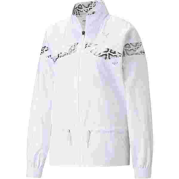PUMA Train UNTMD Funktionsjacke Damen white