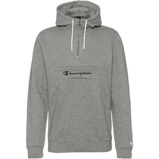 CHAMPION Hoodie Herren new dark graphite melange yarn dyed