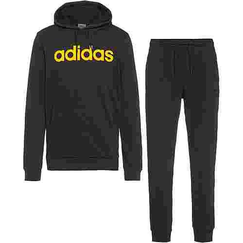 adidas Trainingsanzug Herren black