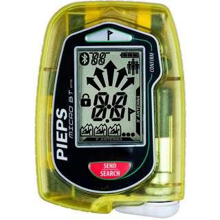 PIEPS MICRO BT button LVS-Gerät gelb