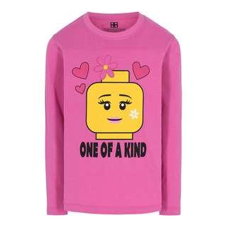 Lego Wear T-Shirt Kinder Dark Pink