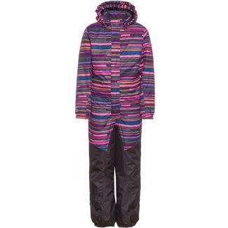 COLOR KIDS Schneeanzug Kinder fuchsia pink