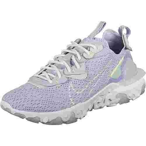 Nike React Vision Sneaker Damen blau