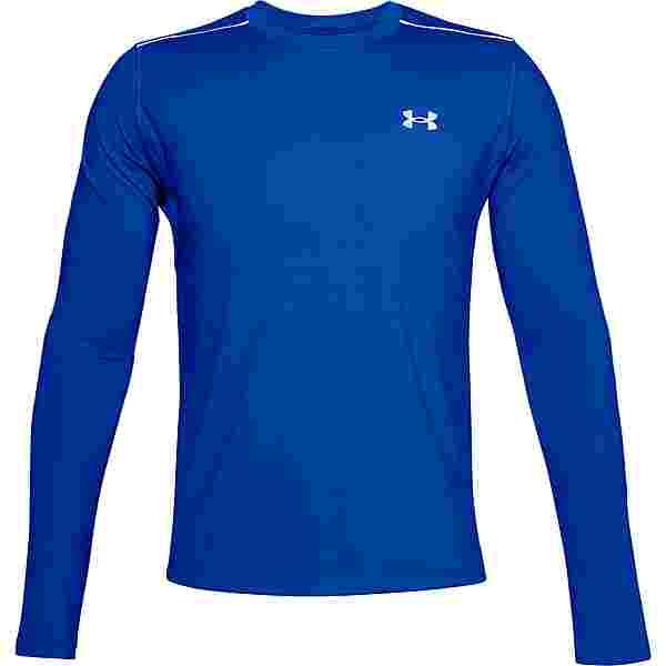 Under Armour Empowered Funktionsshirt Herren emotion blue-emotion blue-reflective
