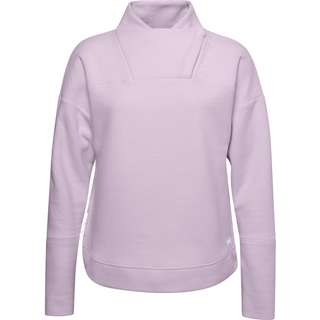 Under Armour Recover Funktionssweatshirt Damen purple