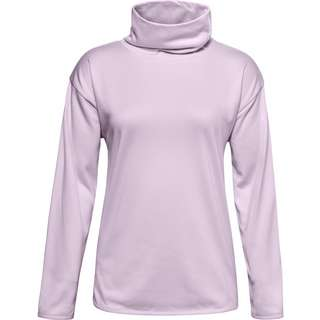 Under Armour Funktionssweatshirt Damen purple