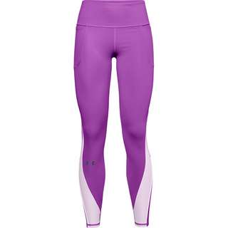 Under Armour Rush Tights Damen purple