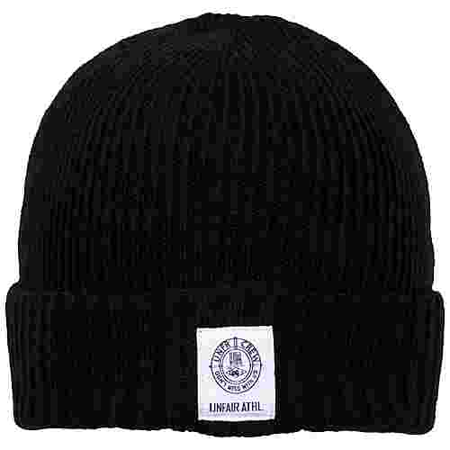 Unfair Athletics DMWU Patch Beanie Herren schwarz / weiß