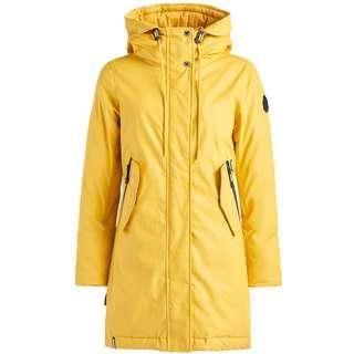 Khujo LANDA Winterjacke Damen gelb
