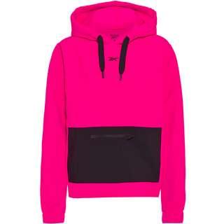 Reebok Hoodie Damen proud pink