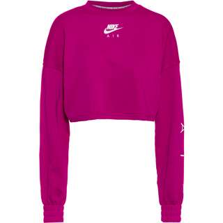 Nike NSW Air Sweatshirt Damen cactus flower-white