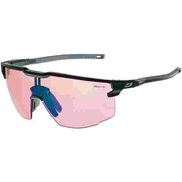 Julbo ULTIMATE Sportbrille blau/grün