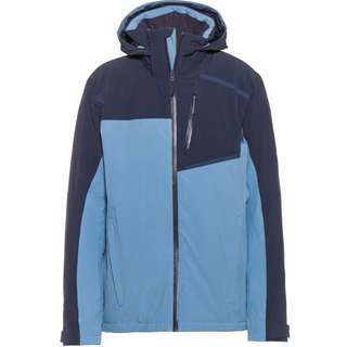 Salomon Skijacke Herren ashley blue/ebony
