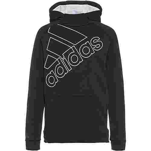 adidas B TR SW POHD Q4 Hoodie Kinder black