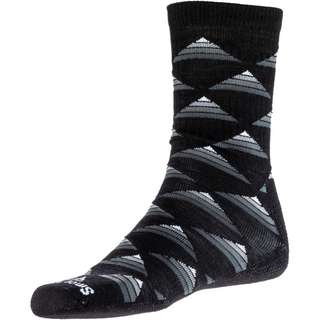Smartwool Merino Light Elite Burgee Crew Wandersocken Herren black