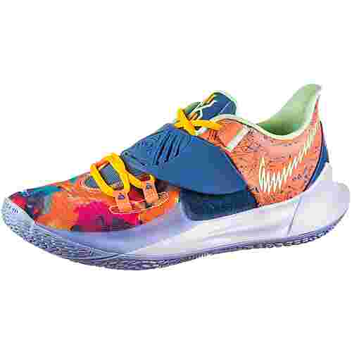 Nike Kyrie 3 Basketballschuhe Herren atomic pink-stone blue