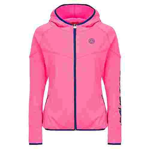 BIDI BADU Grace Tech Jacket Funktionsjacke Kinder pink/dunkelblau