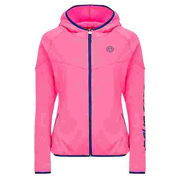 BIDI BADU Grace Tech Jacket Funktionsjacke Kinder pink/dunkelblau