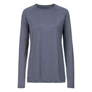Endurance Hailey Laufshirt Damen 1045 Titanium Grey