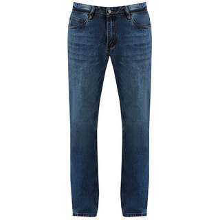Finn Flare Straight Fit Jeans Herren denim