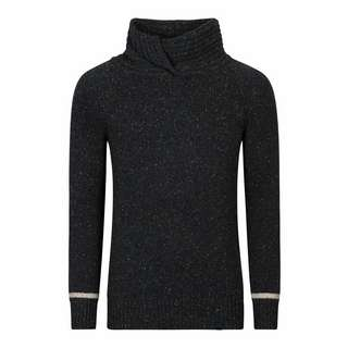 Colours & Sons Calvin Strickpullover Herren grau