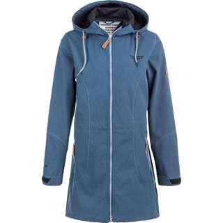 Weather Report LILAN W-PRO 8000 Softshelljacke Damen 2057  Midnight Navy