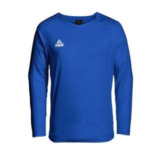 Peak Energy Langarmshirt Herren Blau