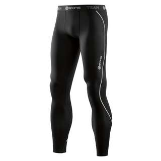 Skins DNAmic Team Long Tights Tights Herren Black