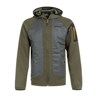 Whistler JORDAN FLEECE JACKET Outdoorjacke Herren 3061 Ivy Green