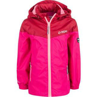 ZigZag Peeta W-Pro 5.000 Waterproof Funktionsjacke Kinder 4136 Tibetan Red