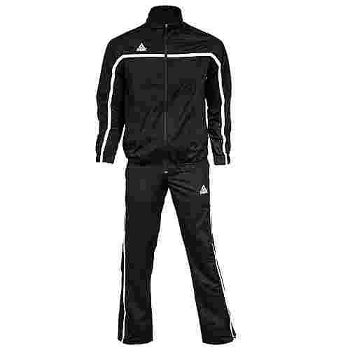 Peak Trainingsanzug Herren black-white