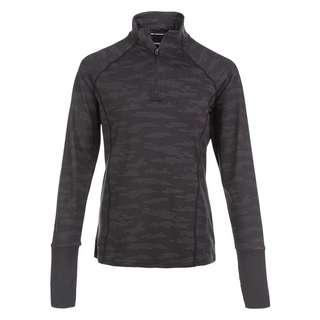 Endurance Orcee W Reflective Midlayer Langarmshirt Damen 1001 Black