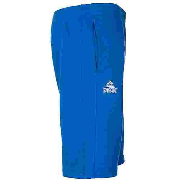 Peak Basketball-Shorts Herren Blau