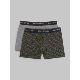 Marc O'Polo Herrenshorts Cyclist Shorts 'Multipack' Boxer Herren khaki