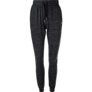 Endurance Bloto W Melange Sweat Pants Sweathose Damen 1001 Black
