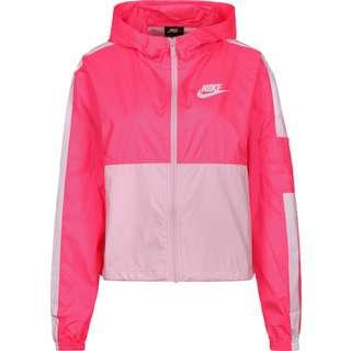 Nike Woven Windbreaker Damen neon/pink