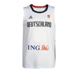 Peak Basketballtrikot Herren Weiß