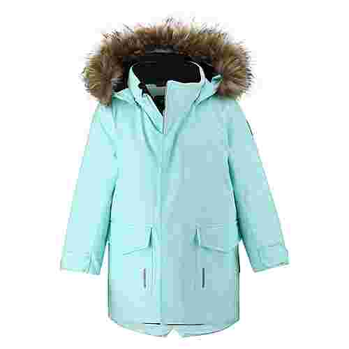 reima Mutka Winterjacke Kinder Light turquoise