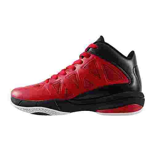 Peak Victor Y Basketballschuhe Kinder red-black