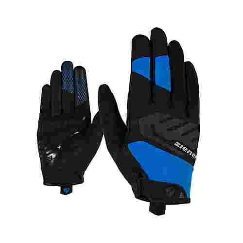 Ziener CHED TOUCH Fahrradhandschuhe persian blue