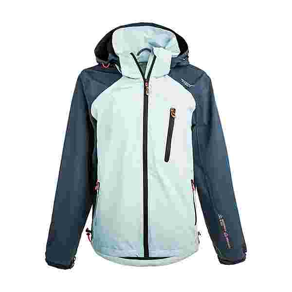 Weather Report CAMELIA W-PRO15000 Funktionsjacke Damen 1048 Gray Mist
