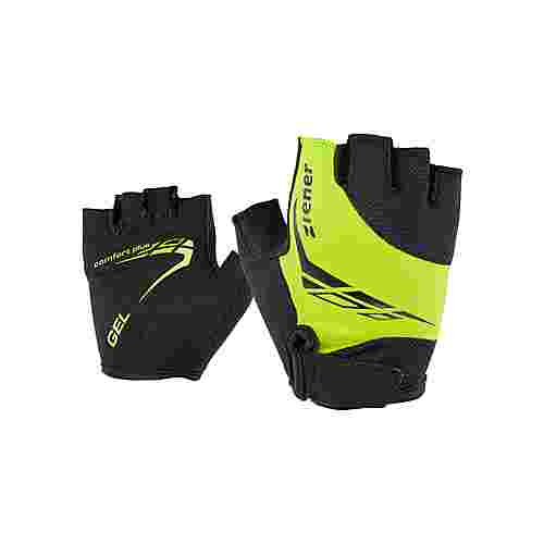 Ziener CANIZO Fahrradhandschuhe lime green